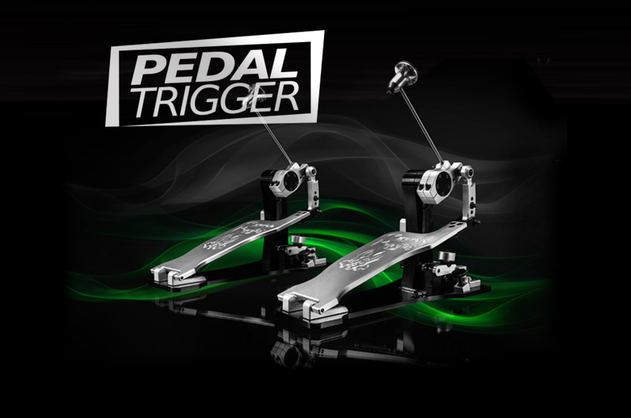 Pedaltrigger® – Czarcie Kopyto 2xSingle