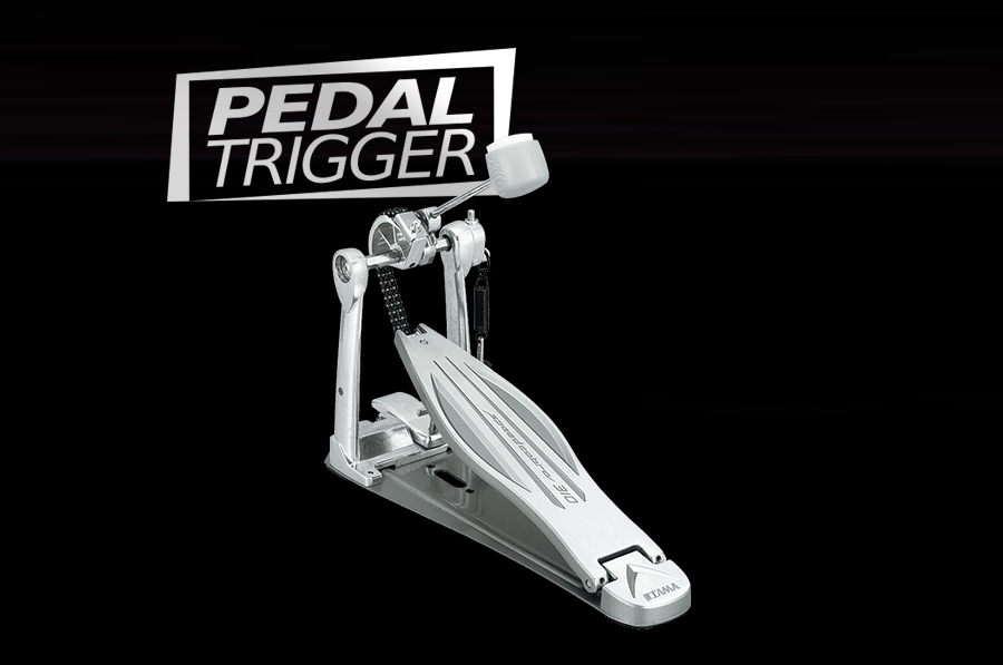 Pedaltrigger® – TAMA Speed Cobra Twin Pedal HP310L