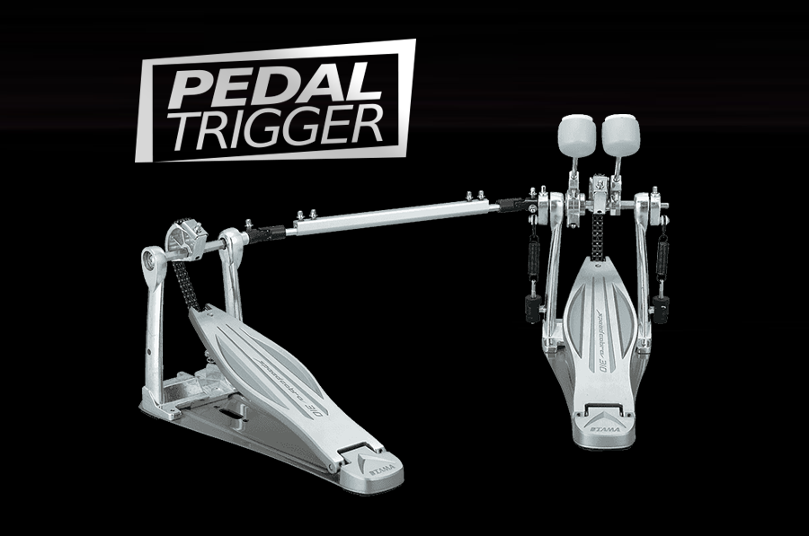 Pedaltrigger® – TAMA Speed Cobra Twin Pedal HP310LW