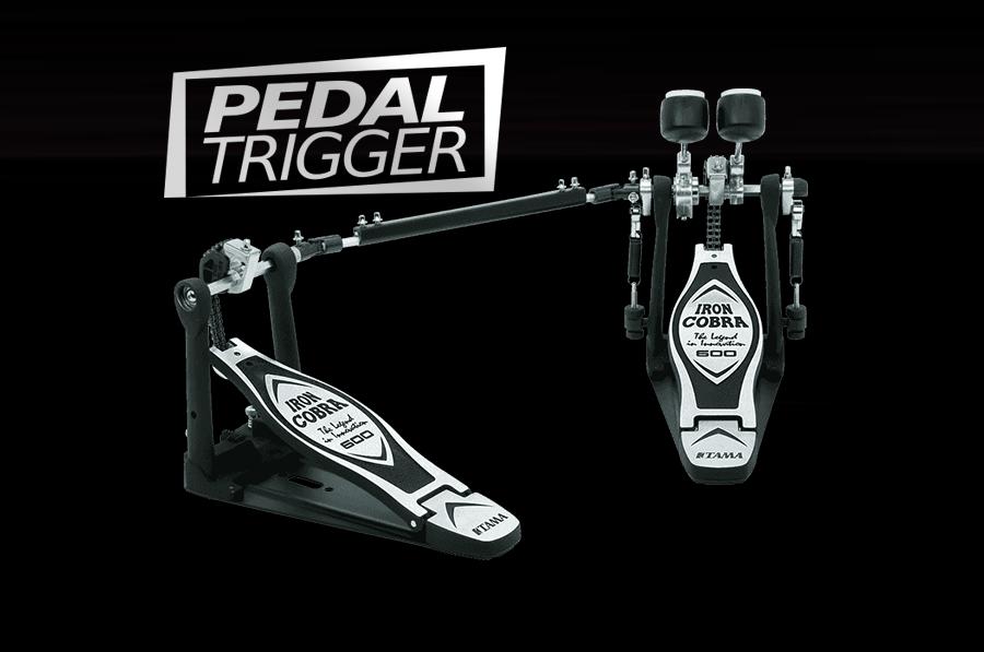 Pedaltrigger® – TAMA Iron Cobra Twin Pedal HP600DTW