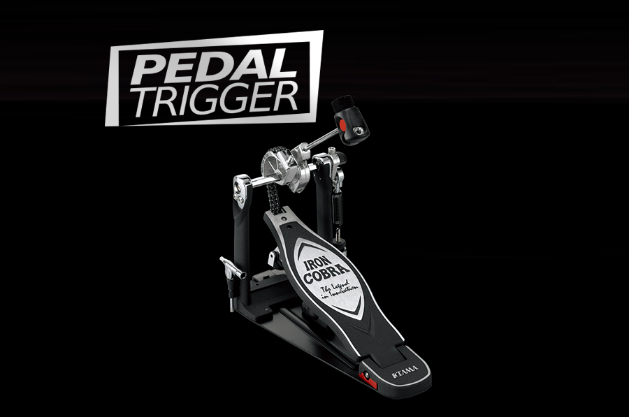 Pedaltrigger® – TAMA Speed Cobra HP900RN