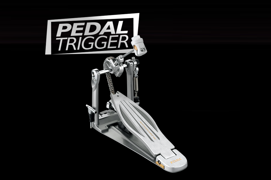 Pedaltrigger® – TAMA Speed Cobra Twin Pedal HP910LN