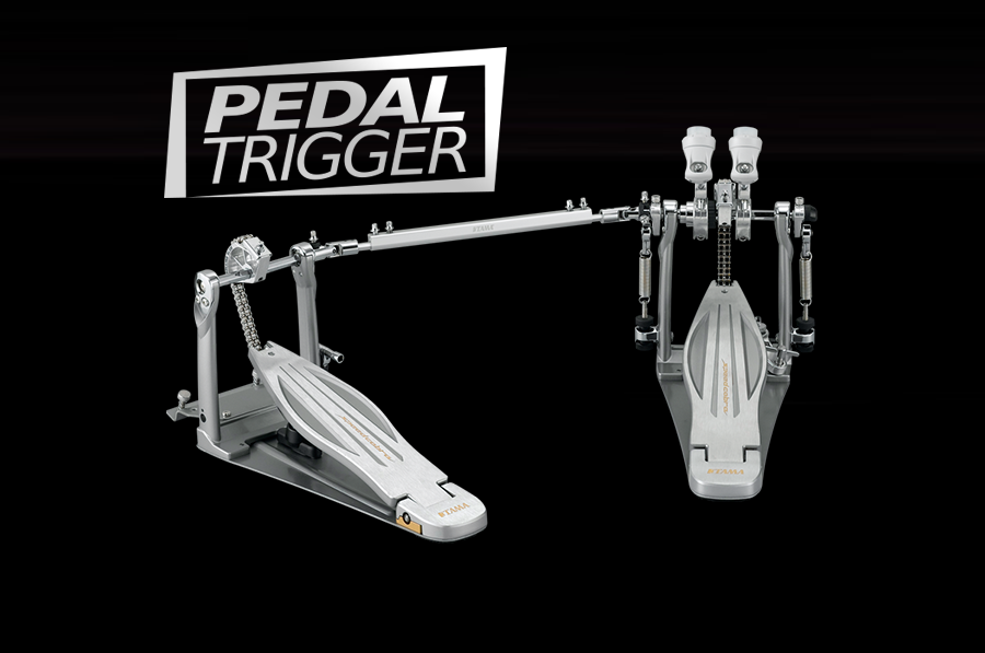 Pedaltrigger® – TAMA Speed Cobra Twin Pedal HP910LWN