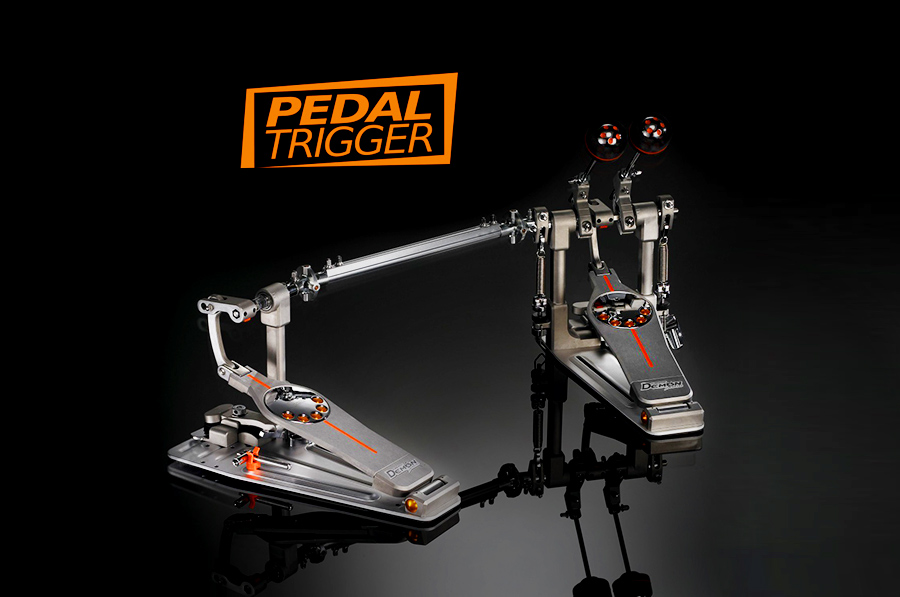 Pedaltrigger® – bass drum trigger for Pearl Demon Drive P-3002D