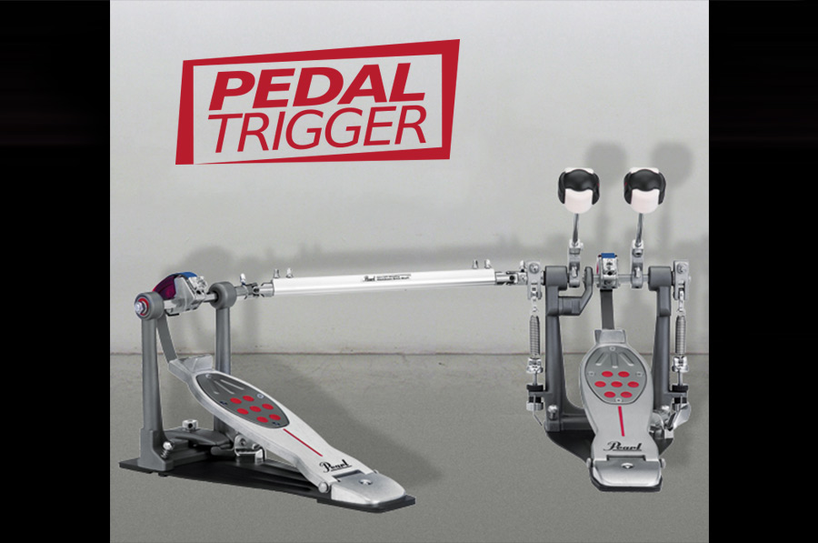 Pedaltrigger® – Pearl Powershifter Eliminator Redline P-2052B