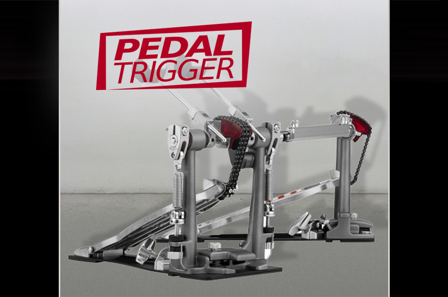 Pedaltrigger® – Pearl Eliminator Redline P-2052CL Lefty