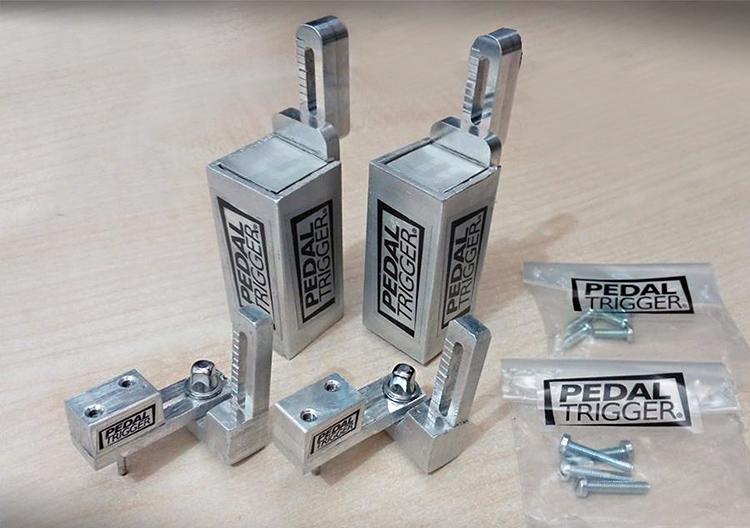 Pedaltrigger® – Czarcie Kopyto Double