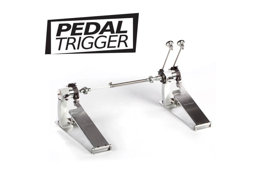 Pedaltrigger® – Trick Bigfoot DOUBLE Pedal Model