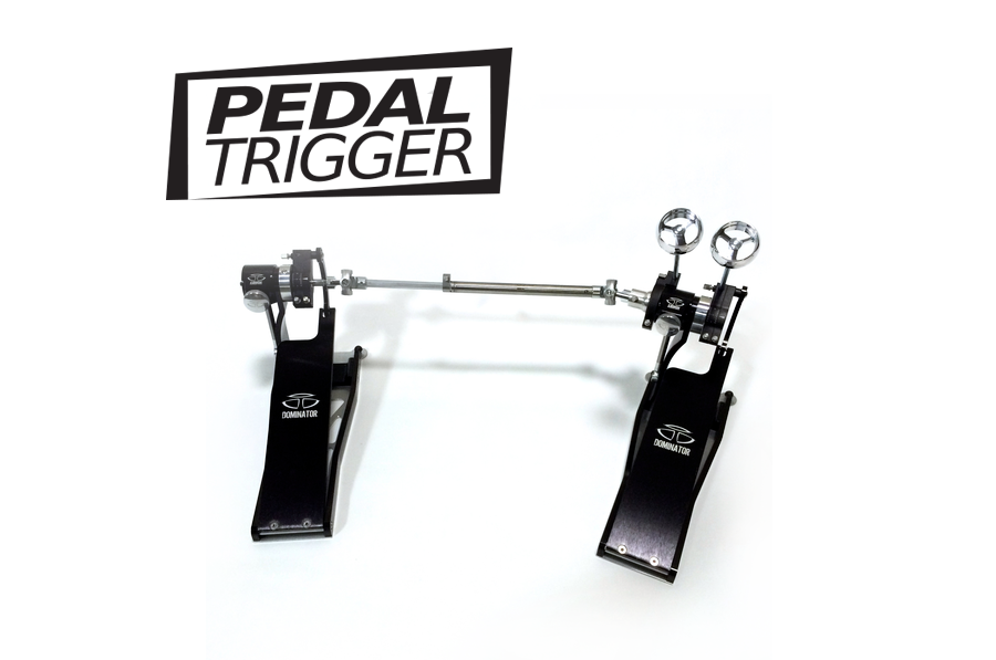 Pedaltrigger® – Trick DOMINATOR DOUBLE PEDAL DOM2