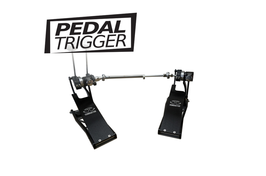 Pedaltrigger® – Trick Lefty Dominator Double DOM2LH