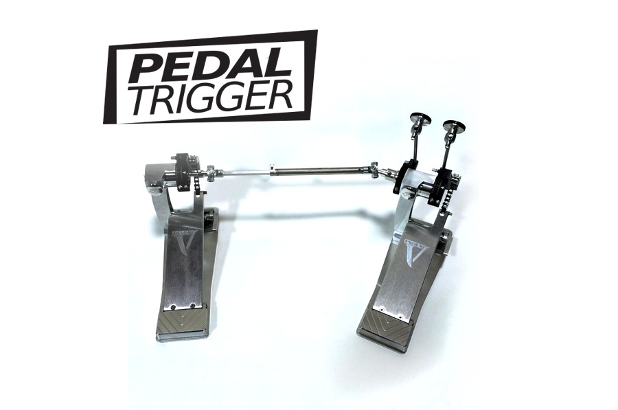 Pedaltrigger® – Trick Pro 1-V DOUBLE Pedal