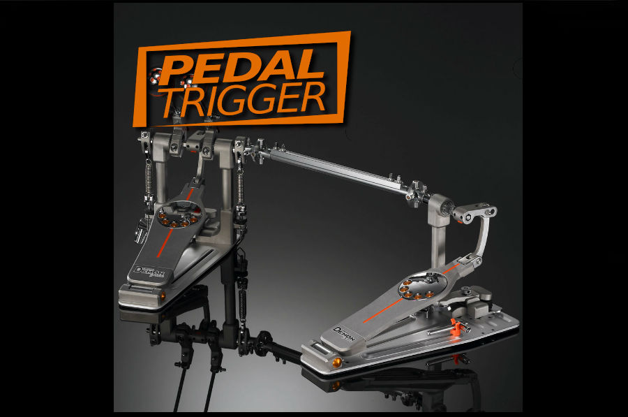Pedaltrigger® – Pearl Demon Drive P-3002D LEFTY