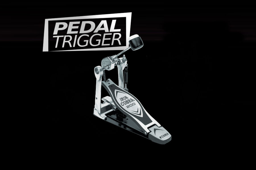 Pedaltrigger® – TAMA Iron Cobra 200 Single