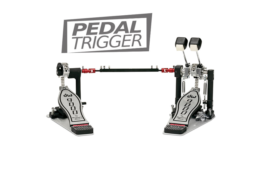 pedaltrigger dw9002 pedaltrigger bass drum trigger kick trigger. Black Bedroom Furniture Sets. Home Design Ideas